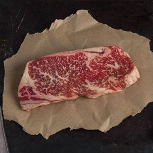 12oz wagyu strip