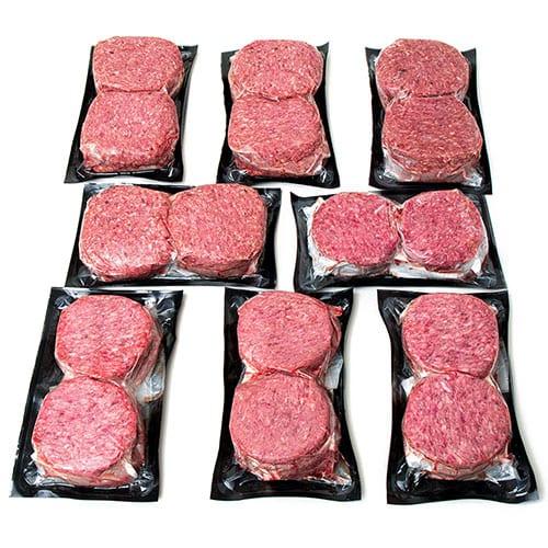 14lb burger pack