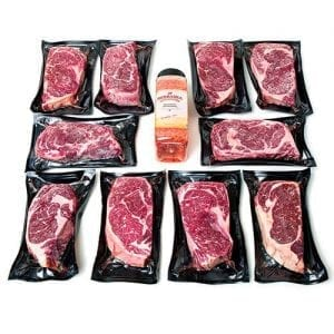 14oz ribeye bundle