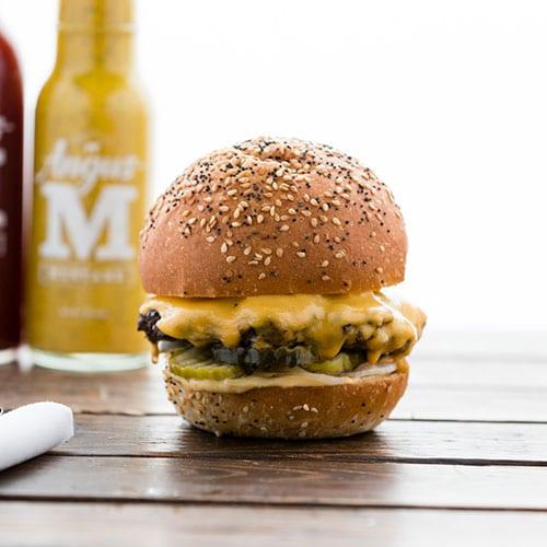 fusion burger