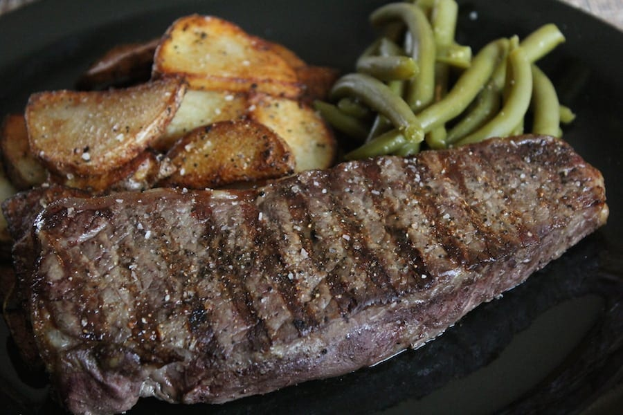 Perfect Steak Premium New York Strip