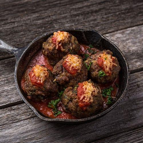 angus meatballs
