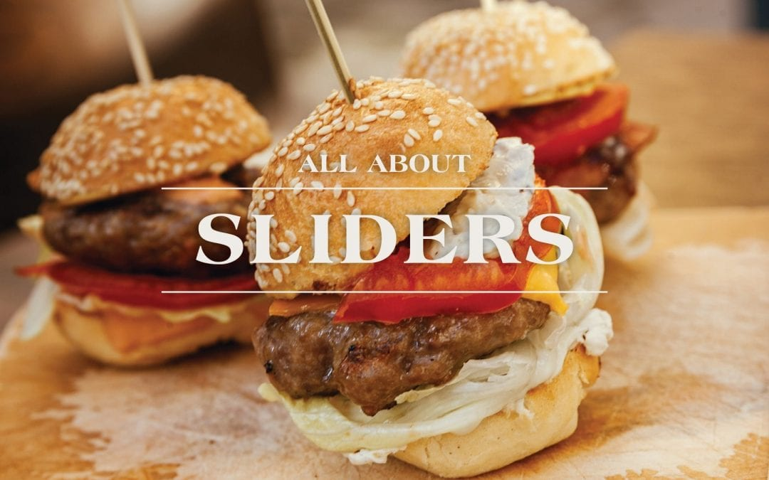 Sliders- Not Just a Mini-Burger!