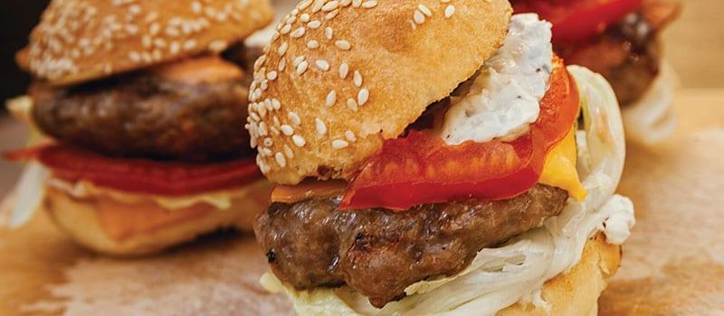 Sliders – Not Just a Mini Burger!