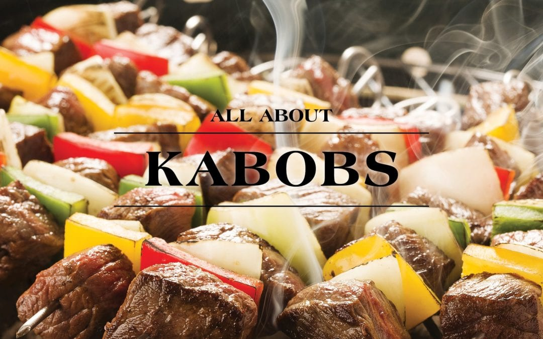 Kabob's it is a Simple way to Feed the Family