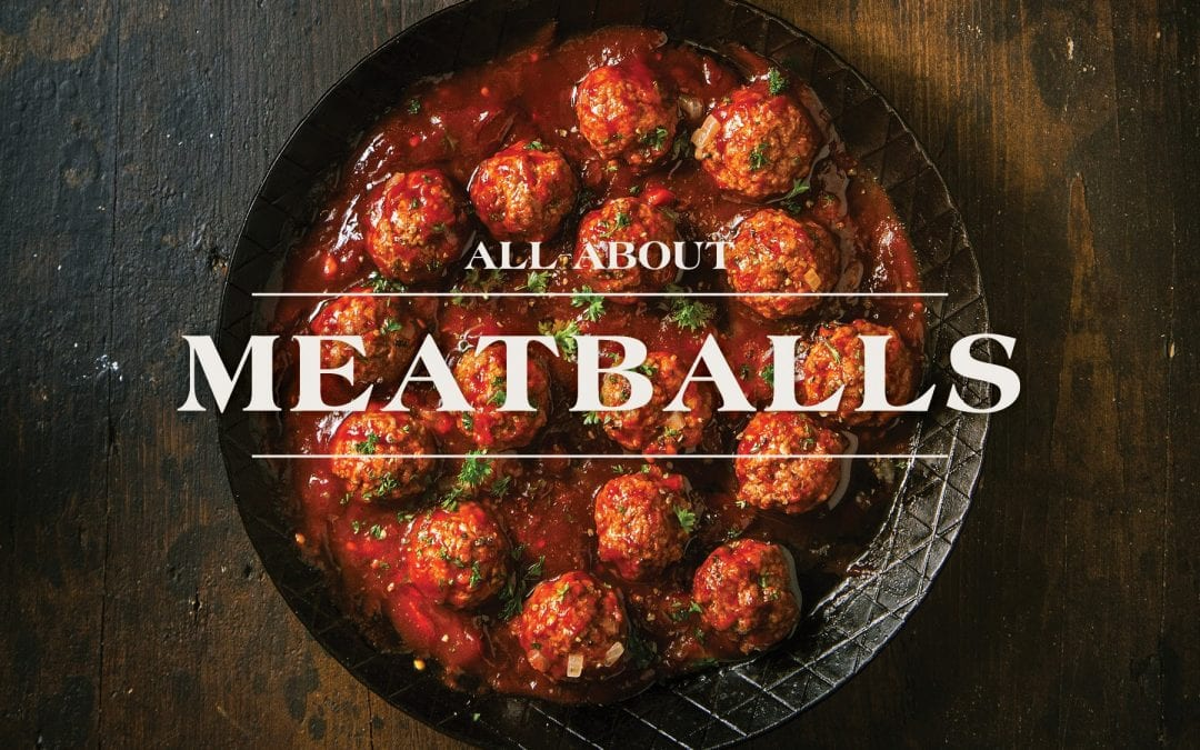 Its not Spaghetti without meatballs