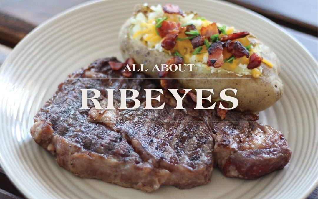 All Natural Angus Ribeye or any Ribeye !