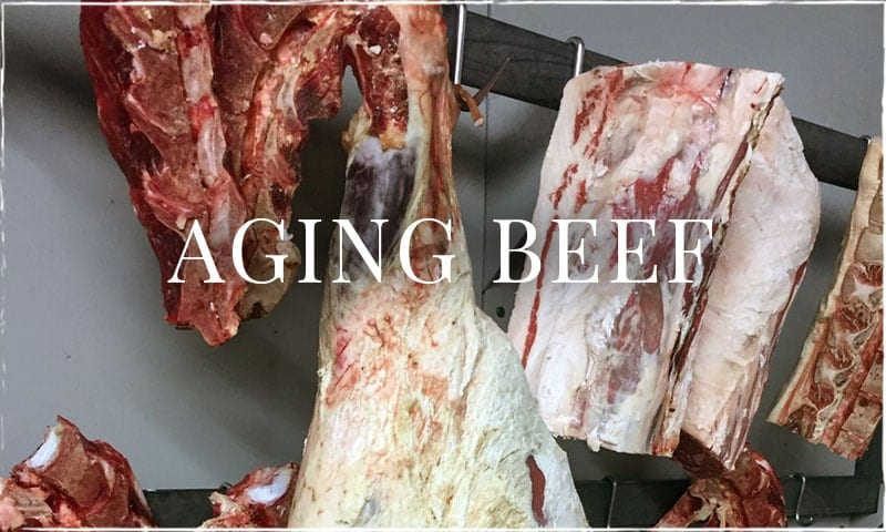 Aging Beef – Secrets Revealed