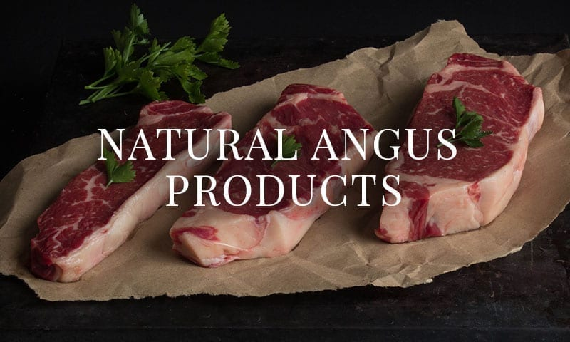 Natural Angus Products
