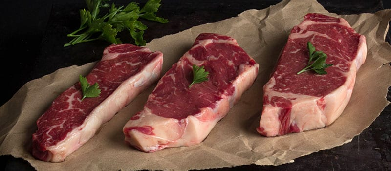 Natural Angus Steaks