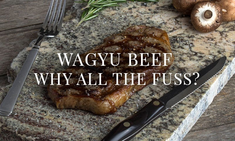 Wagyu Beef – Why all the Fuss?