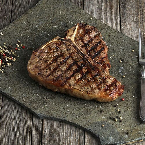 grilled porterhouse