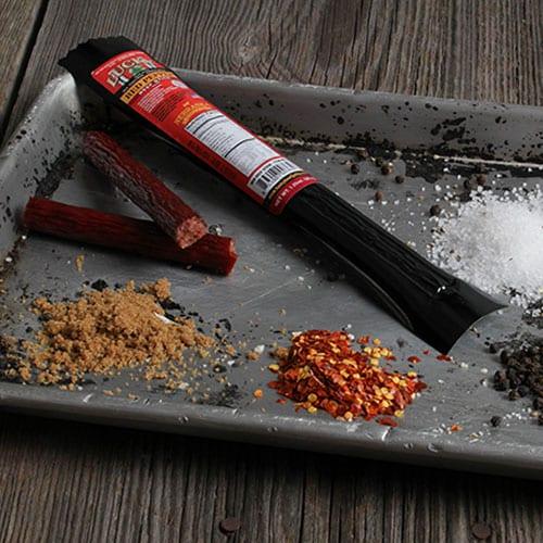 red pepper stick
