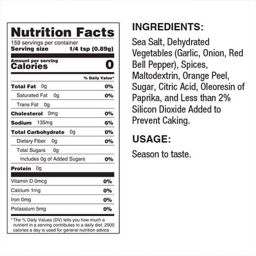 signature universal nutrition