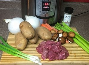 beef stew ingredients