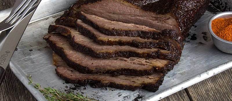 The Best Brisket Flat