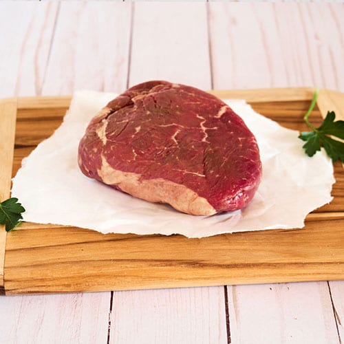 10oz sirloin raw
