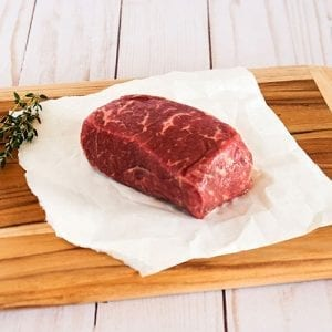 6oz sirloin raw