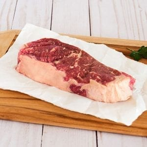 8oz strip raw