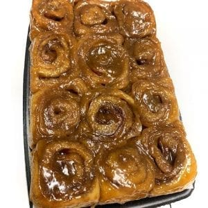 caramel rolls